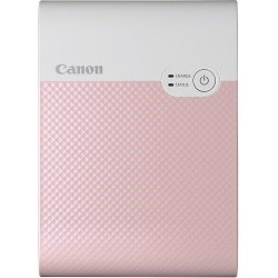 Canon SELPHY Square QX10 Pink Wireless Photo Printer