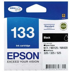 Epson 133 Black (C13T133192) (Genuine)