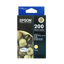 Epson 200 Yellow (C13T200492) (Genuine)