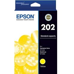 Epson 202 Yellow (C13T02N492) (Genuine)