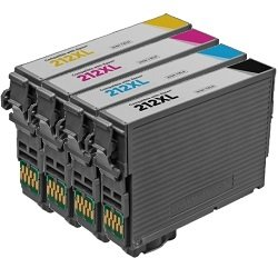 Remanufactured 212XL 5 Pack Bundle (C13T02X192-492)