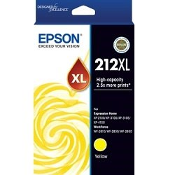 Epson 212XL Yellow High Yield (C13T02X492) (Genuine)