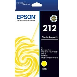 Epson 212 Yellow (C13T02R492) (Genuine)