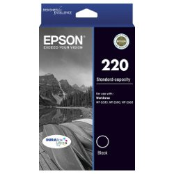 Epson 220 Black (C13T293192) (Genuine)