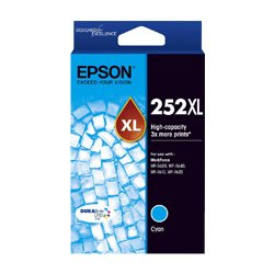 Epson 252XL Cyan High Yield (C13T253292) (Genuine)
