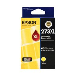 Epson 273XL Yellow High Yield (C13T275492) (Genuine)