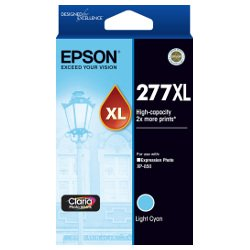 Epson 277XL Light Cyan High Yield (C13T278592) (Genuine)