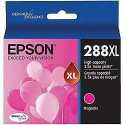 Epson 288XL Magenta High Yield Ink Cartridge (Genuine)