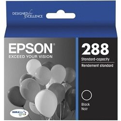 Epson 288 Black Ink Cartridge (Genuine)