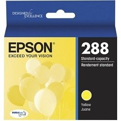 Epson 288 Yellow Ink Cartridge (Genuine)