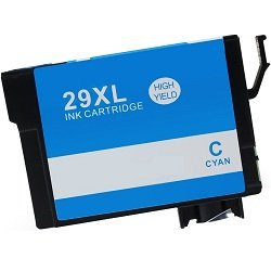 Compatible 29XL Cyan High Yield