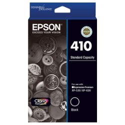 Epson 410 Photo Black (Genuine)