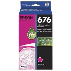 Epson 676XL Magenta High Yield (C13T676392) (Genuine)