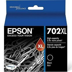 Epson 702XL Black High Yield (Genuine)