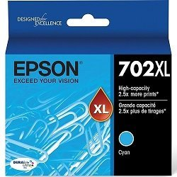 Epson 702XL Cyan High Yield (Genuine)
