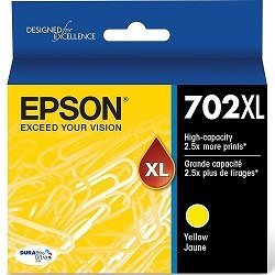 Epson 702XL Yellow High Yield (Genuine)