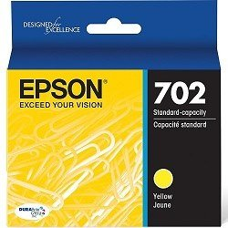 Epson 702 Yellow (Genuine)