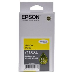 Epson 711XXL Yellow Extra High Yield (C13T675492) (Genuine)