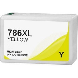 Remanufactured 786XL Yellow High Yield (C13T787492)