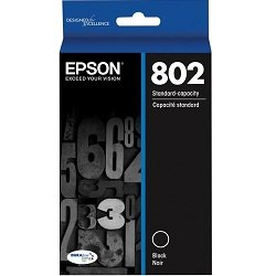 Epson 802 Black (Genuine)