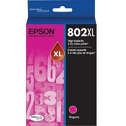 Epson 802XL Magenta High Yield (Genuine)