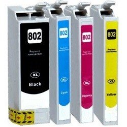 Compatible 802XL 5 Pack Bundle