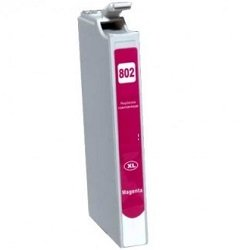 Compatible 802XL Magenta High Yield