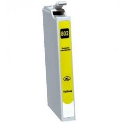 Compatible 802XL Yellow High Yield