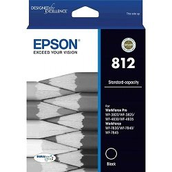 Epson 812 Black (Genuine)