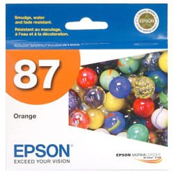 Epson 87 Orange (T0879) (Genuine)