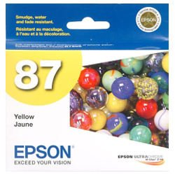 Epson 87 Yellow (T0874) (Genuine)