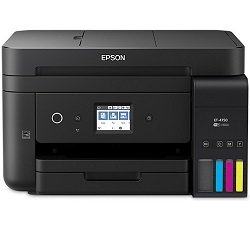 Epson EcoTank WorkForce ET-4750 Multifunction Colour InkJet Wireless Printer + Duplex