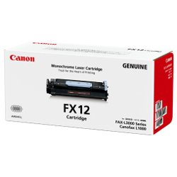 Canon FX12 Black (Genuine)
