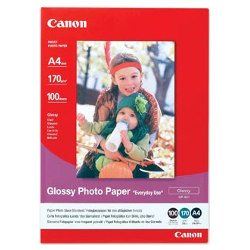 Canon GP-5014X6-100 4x6 inch Glossy Photo Paper
