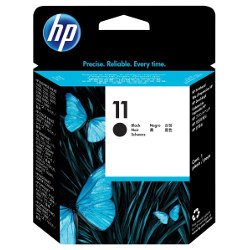 HP 11 Black Print Head (C4810A)
