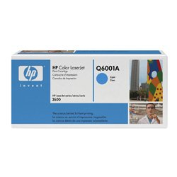 HP 124A Cyan (Q6001A) (Genuine)