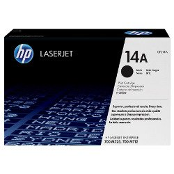 HP 14A Black (CF214A) (Genuine)