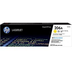 HP 206A Yellow (W2112A) (Genuine)