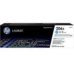 HP 206X Cyan High Yield (W2111X) (Genuine)