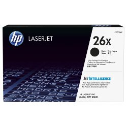 HP 26X Black High Yield (CF226X) (Genuine)