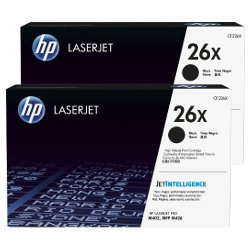 HP 26X 2 Pack Bundle (CF226X) (Genuine)
