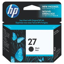 HP 27 Black (C8727AA) (Genuine)