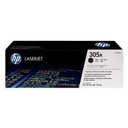 HP 305A Black (CE410A) (Genuine)