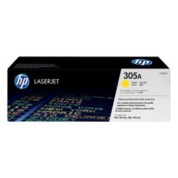 HP 305A Yellow (CE412A) (Genuine)