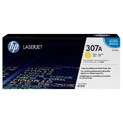 HP 307A Yellow (CE742A) (Genuine)