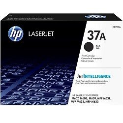 HP 37A Black (CF237A) (Genuine)