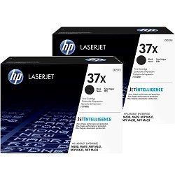 HP 37X 2 Pack Bundle (CF237X) (Genuine)