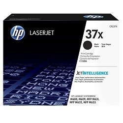HP 37X Black High Yield (CF237X) (Genuine)