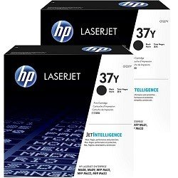 HP 37Y 2 Pack Bundle (CF237Y) (Genuine)
