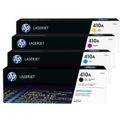 HP 410A 8 Pack Bundle (CF410-3A) (Genuine)